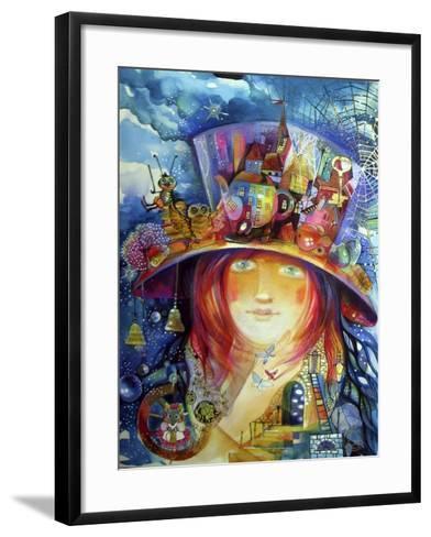 Hat-Oxana Zaika-Framed Art Print