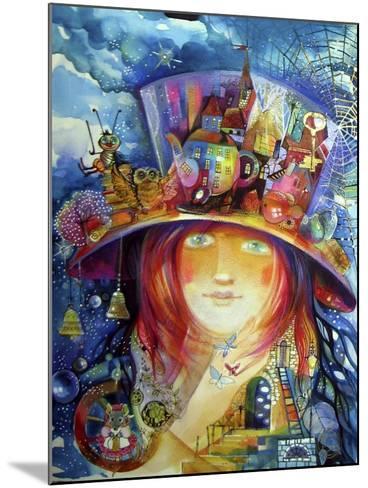 Hat-Oxana Zaika-Mounted Giclee Print