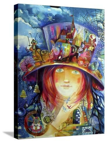 Hat-Oxana Zaika-Stretched Canvas Print