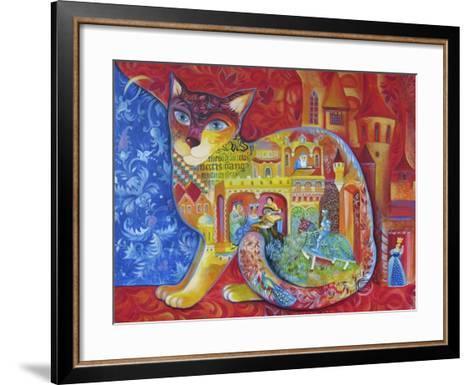 Middle Ages-Oxana Zaika-Framed Art Print