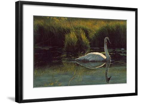 Reflections of Grace-Michael Budden-Framed Art Print