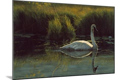 Reflections of Grace-Michael Budden-Mounted Giclee Print