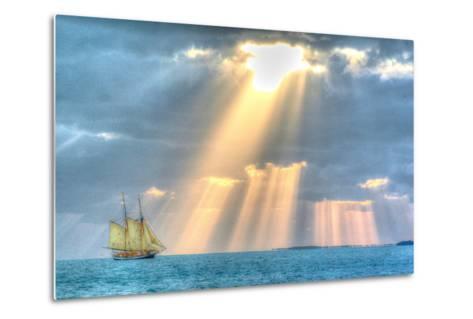 Key West Sunset XIII-Robert Goldwitz-Metal Print