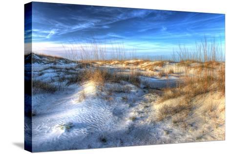 Small Dunes-Robert Goldwitz-Stretched Canvas Print