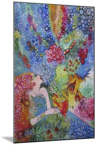 Tu B'shevat-Oxana Zaika-Mounted Giclee Print