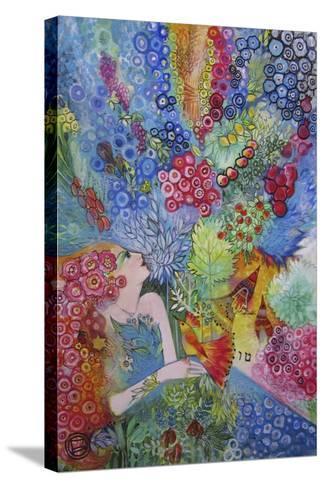 Tu B'shevat-Oxana Zaika-Stretched Canvas Print