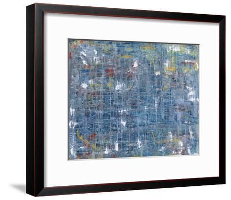 Aquarius- Sona-Framed Art Print