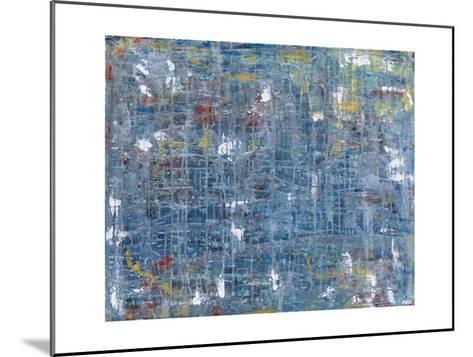 Aquarius- Sona-Mounted Giclee Print