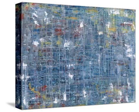 Aquarius- Sona-Stretched Canvas Print