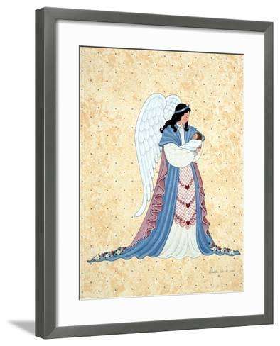 Guardian Angel-Sheila Lee-Framed Art Print
