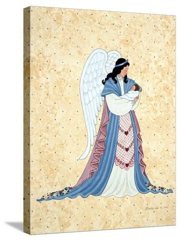 Guardian Angel-Sheila Lee-Stretched Canvas Print