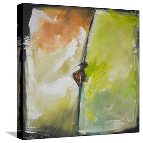 Charlie Silence-Tim Nyberg-Stretched Canvas Print