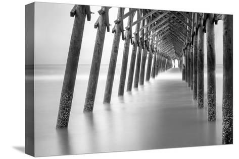 Sea Cathedral-Moises Levy-Stretched Canvas Print