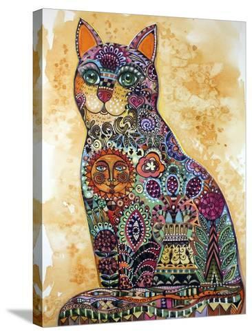 Sun Cat-Oxana Zaika-Stretched Canvas Print