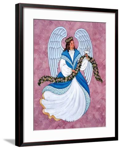 Angel of Peace-Sheila Lee-Framed Art Print