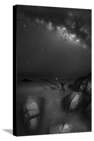 Milky Way Huatulco 2-Moises Levy-Stretched Canvas Print