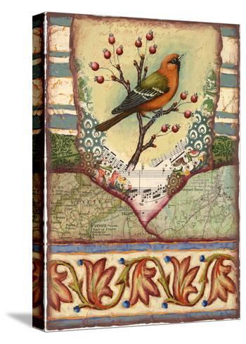 Tisbury Bird-Rachel Paxton-Stretched Canvas Print