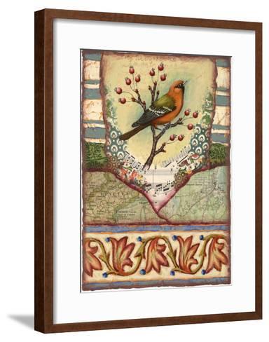 Tisbury Bird-Rachel Paxton-Framed Art Print