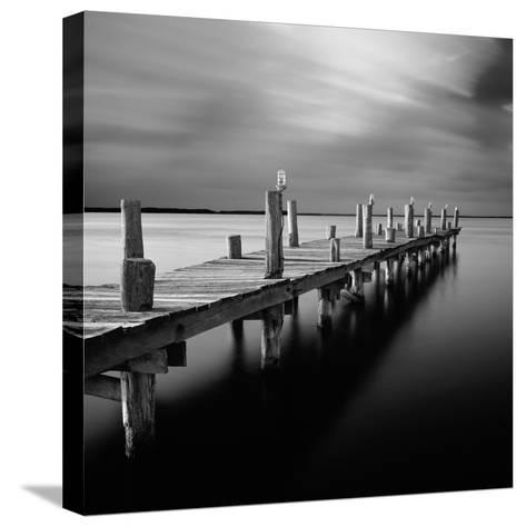 Time-Moises Levy-Stretched Canvas Print