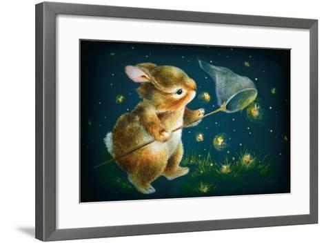 Light Show-Peggy Harris-Framed Art Print