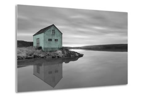 My Place BW 1 - Pop-Moises Levy-Metal Print