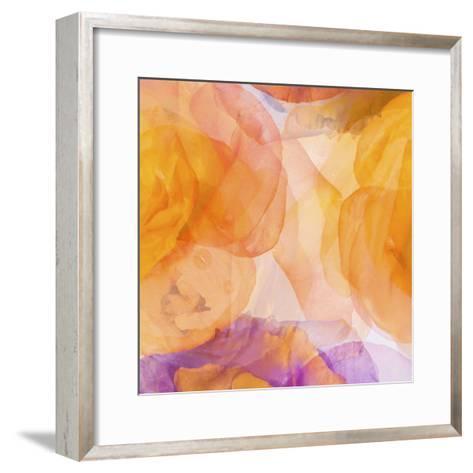 Rosas Compo 5-Moises Levy-Framed Art Print