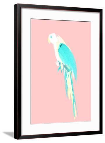 Summer Parrot-Robert Farkas-Framed Art Print