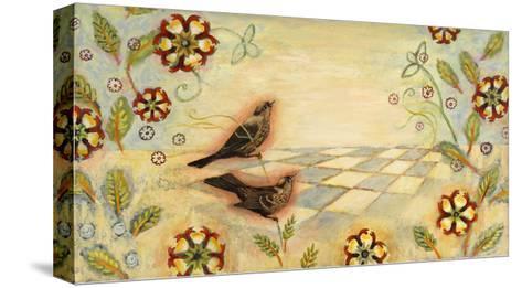 Perennial Birds-Rachel Paxton-Stretched Canvas Print