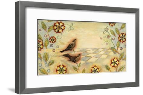 Perennial Birds-Rachel Paxton-Framed Art Print