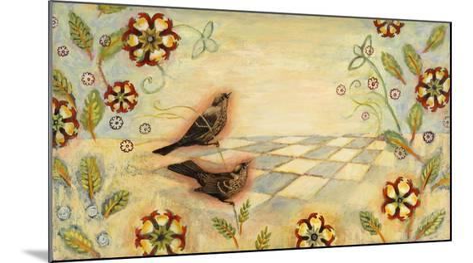 Perennial Birds-Rachel Paxton-Mounted Giclee Print