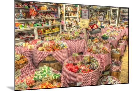 Candy Store-Robert Goldwitz-Mounted Giclee Print