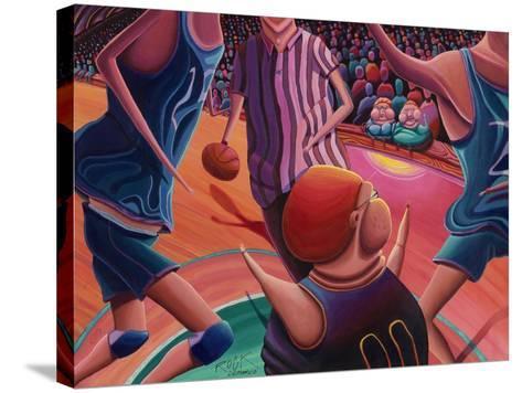 Proud Parents-Rock Demarco-Stretched Canvas Print