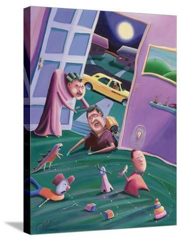The Accidental Creation of Miniature Golf-Rock Demarco-Stretched Canvas Print