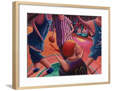 Proud Parents-Rock Demarco-Framed Art Print