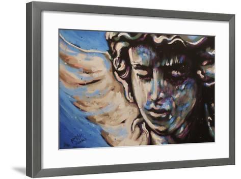 Rock Angel-Rock Demarco-Framed Art Print