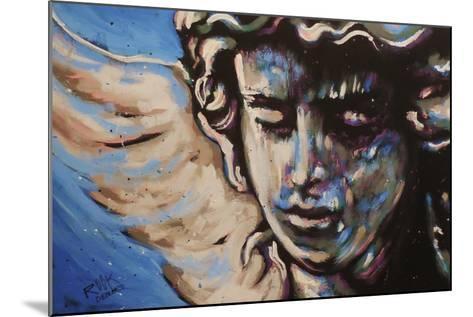 Rock Angel-Rock Demarco-Mounted Giclee Print