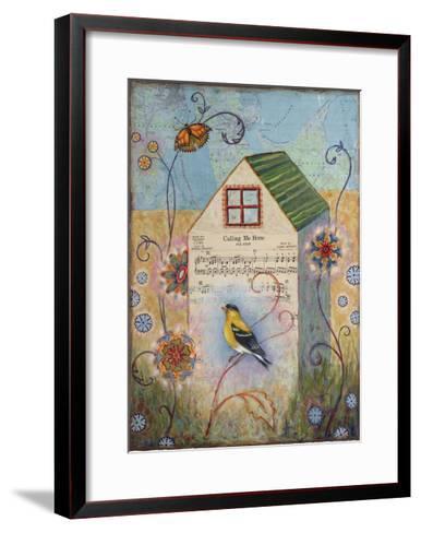 Home-Rachel Paxton-Framed Art Print