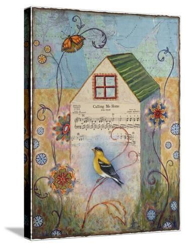 Home-Rachel Paxton-Stretched Canvas Print
