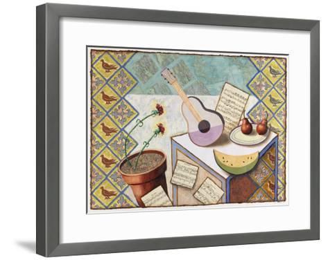 Restless Spring Song-Rachel Paxton-Framed Art Print