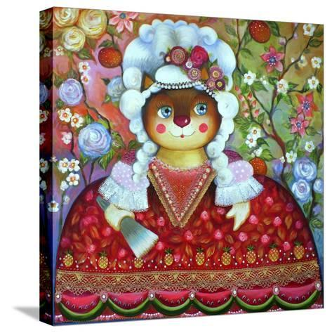 Queen-Oxana Zaika-Stretched Canvas Print