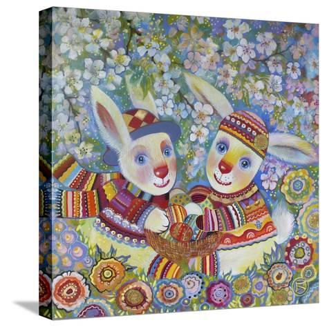 Passover-Oxana Zaika-Stretched Canvas Print