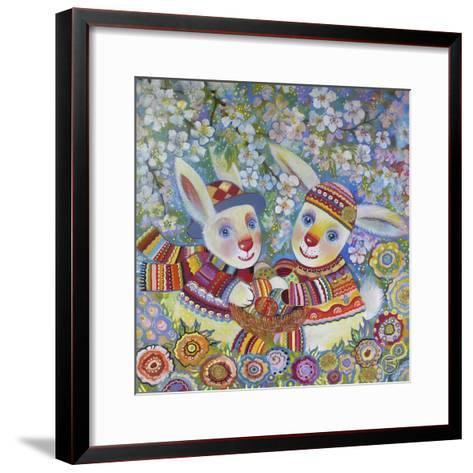 Passover-Oxana Zaika-Framed Art Print