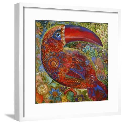 Toucan Deco-Oxana Zaika-Framed Art Print