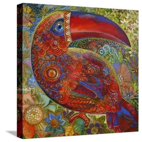 Toucan Deco-Oxana Zaika-Stretched Canvas Print