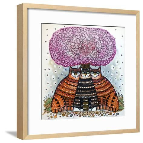 A Cherry Blossom Season-Oxana Zaika-Framed Art Print