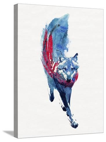 Lupus Lupus-Robert Farkas-Stretched Canvas Print