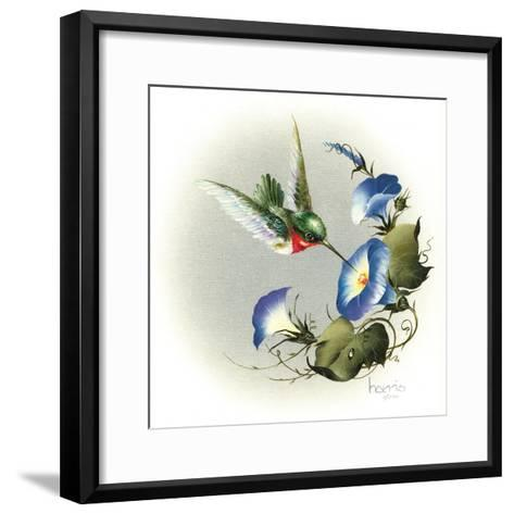 Wee Wonder-Peggy Harris-Framed Art Print