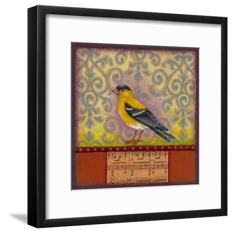 Goldfinch-Rachel Paxton-Framed Art Print