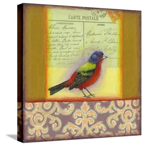 Small Bird-Rachel Paxton-Stretched Canvas Print