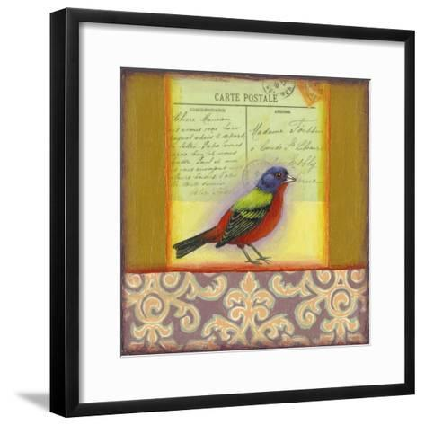 Small Bird-Rachel Paxton-Framed Art Print